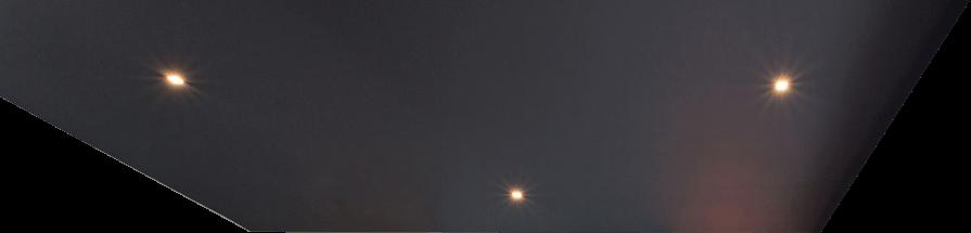 Натяжные потолки парящие в Абакане фото 2