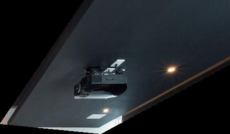 Натяжные потолки с контурной подсветкой в Абакане фото 3