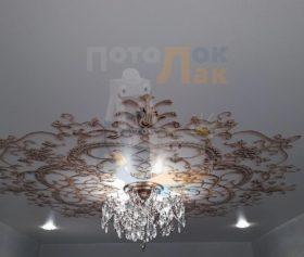 Натяжные потолки в Абакане фото 40