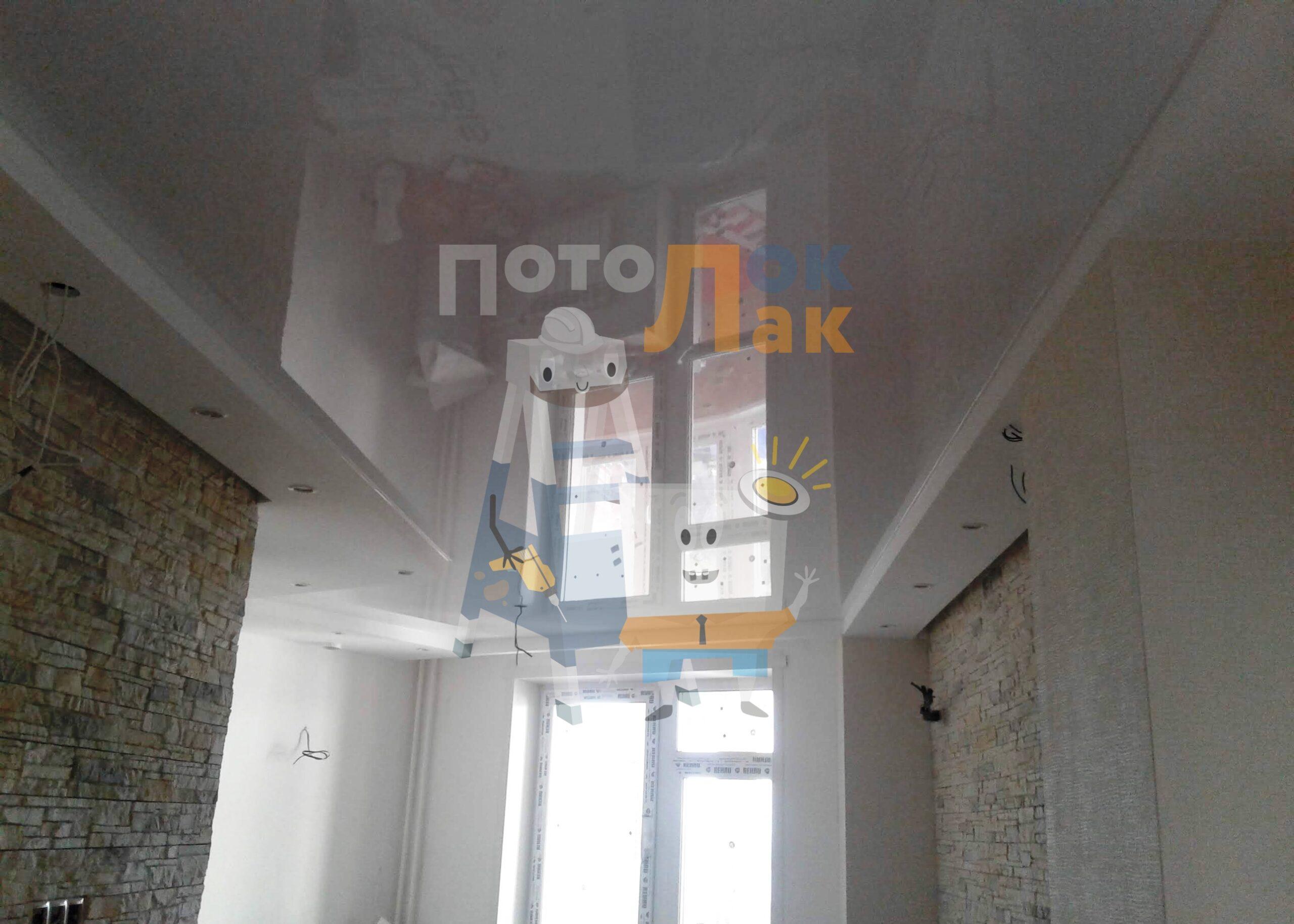 Натяжные потолки бесшовные в Абакане фото 8